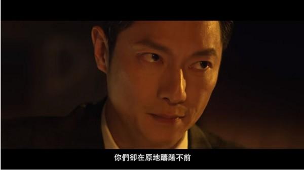 謝祖武在網路影集中飾演上一代的成功人士。(圖片擷取自YouTube《SELF PICK》頻道)