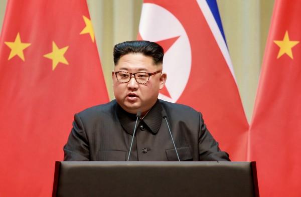 脫北大使太永浩爆料,金正恩曾因對工作成果不滿槍斃業務負責人。(法新社)