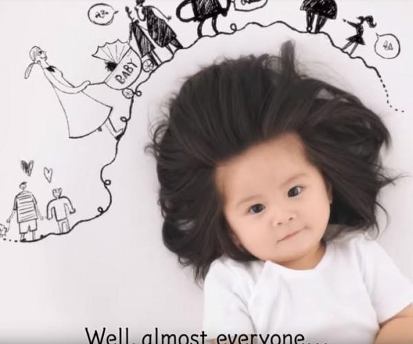 潘婷找了Chanco拍廣告。(圖翻攝自YouTube)