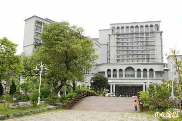 圖為台北慈濟醫院。(資料照)