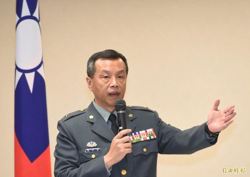 陳中吉表示,我國和美國為堅實戰略盟友,未來相關合作,會持續且更緊密。(資料照)