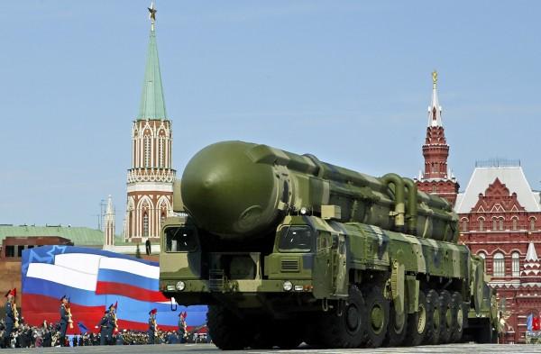 根據瑞典報告,俄羅斯擁有最多的核彈頭。(美聯社)