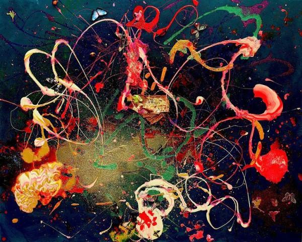 Aelita的作品。(圖片擷取自adaymag.com)