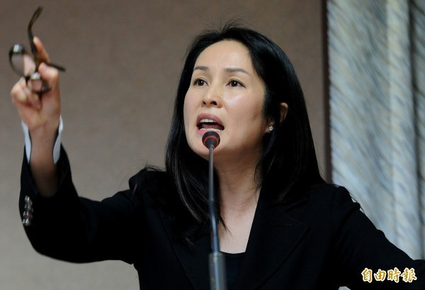 高金素梅今在中國出席官方活動,並與對方達成5項倡議,被網友砲轟。(資料照)