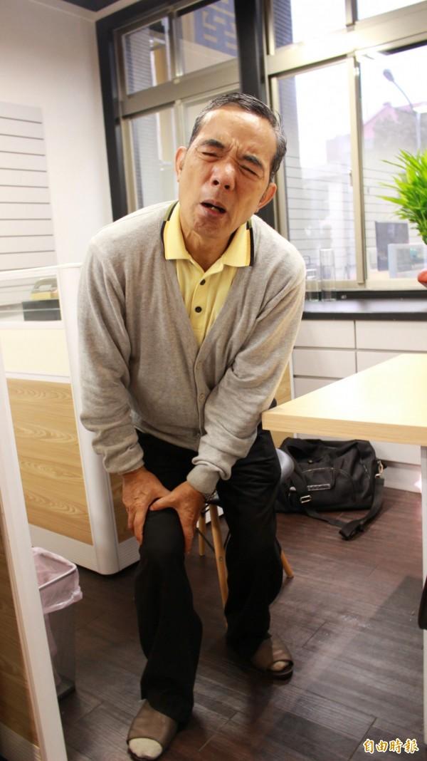 台灣骨鬆肌少關節防治學會針對50歲以上的民眾進行篩檢,發現高達65.8%有骨鬆骨折風險,其中45%更確診為肌少症,比其他亞洲國家足足高出將近8倍,居亞洲之冠。圖為示意圖。(資料照)