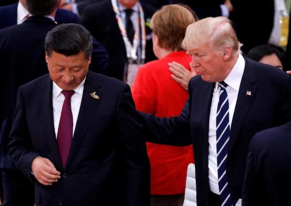 美國國土安全部與聯邦調查局10日砲轟中國是美國「面對的最廣泛、最複雜、最長期的反情報威脅」。(路透)