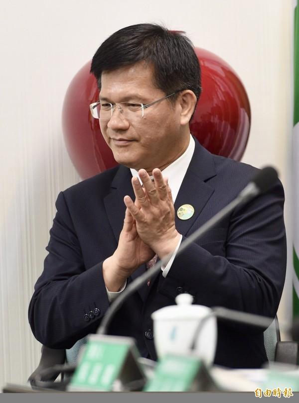 中國施壓拔台中市東亞青運主辦權,師大教授范世平酸:幫助林佳龍(圖)連任。(資料照)