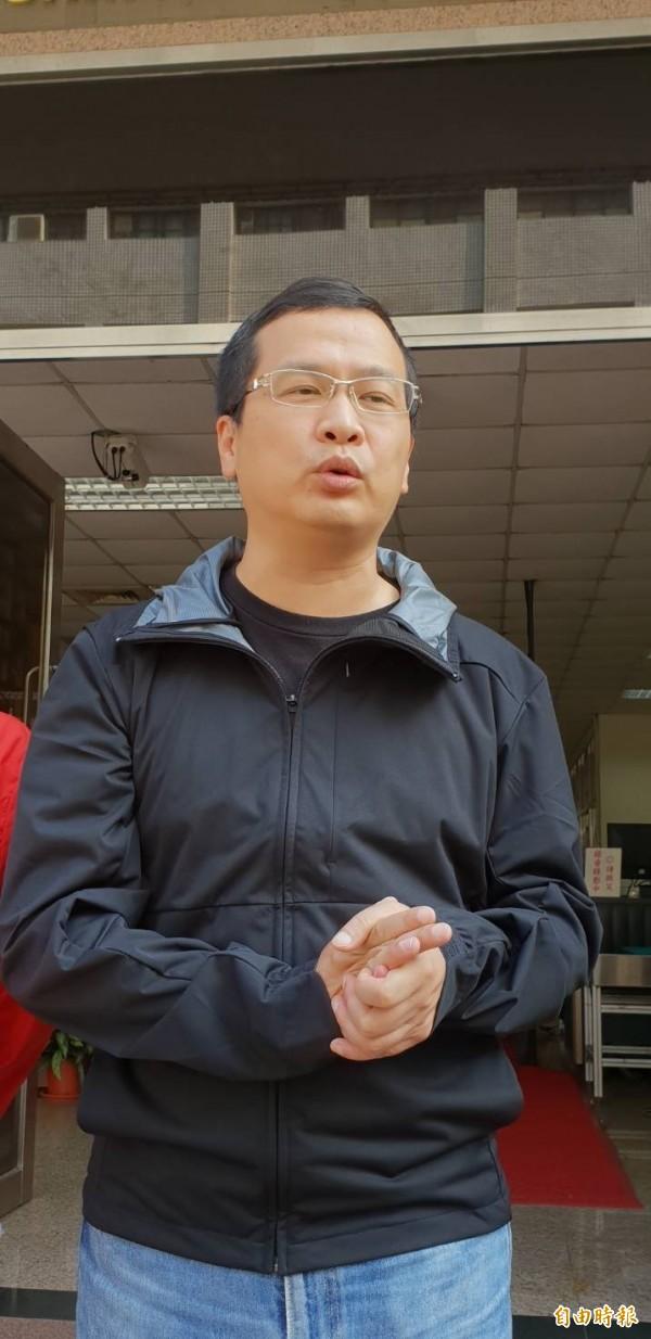 台北市議員羅智強表示,習沒説九二共識是一國兩制。(資料照)