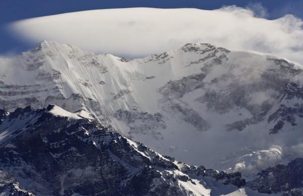 日本86歲冒險家三浦雄一郎,準備攀登南美洲最高峰、海拔6961公尺的阿空加瓜山(Aconcagua)。(美聯社)