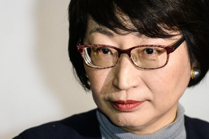 現任香港特別行政區律政司司長鄭若驊明(17)日將赴北京,會見部分高官。(法新社,資料照)