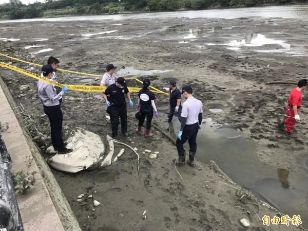 43歲加拿大籍男子Ramgahan Sanjay Ryan(中文名顏柏萊)遭肢解成「人彘」,丟棄在新北市永和中正橋下新店溪畔。(資料照)