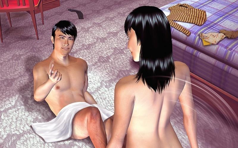 王姓男子控告蕭姓朋友與李姓前妻偷情,且發生4次性行為,但蕭男拿出王男對他說:「大膽的去」等錄音,指王男事前縱容,事後也原諒。(示意圖)