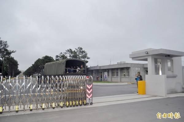 陸軍航特部一名黃姓飛官遭爆在軍營中與多名女性官兵交往。圖為示意圖。(資料照)