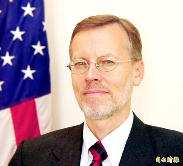 Brent Christensen is pictured in an undated photograph. Screen grab from the US Department of State Web site