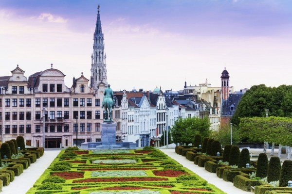 比利時布魯塞爾(Brussels)。(圖擷自BuzzFeed)