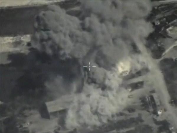 俄羅斯已連續5天對敘利亞境內空襲。(路透)