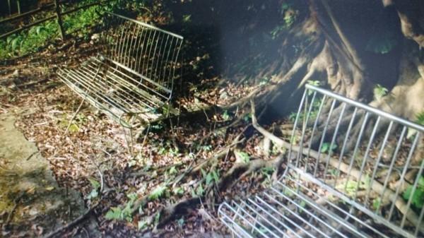 白男將男童棄屍基隆山區垃圾堆。(資料照,記者翻攝)