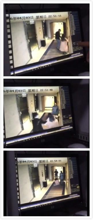 中國如家酒店集團旗下的北京和頤酒店,在3日發生女客遭強擄,險遭性侵的案件。(圖擷取自影片)