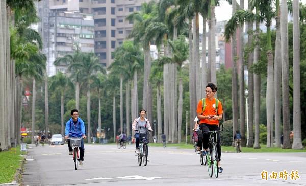 中國教師表示,校內申請來台留學仍非常踴躍,審查也正常進行。此為示意圖,與本新聞無關。(資料照,記者方賓照攝)