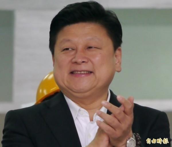 花蓮縣長傅崐萁合機炒股案,今天更二審判刑8月。(資料照,記者王峻祺攝)