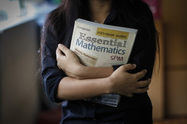英國小學的新數學課本將使用翻譯自上海各公立小學使用的數學教科書。圖為示意圖。(美聯社)
