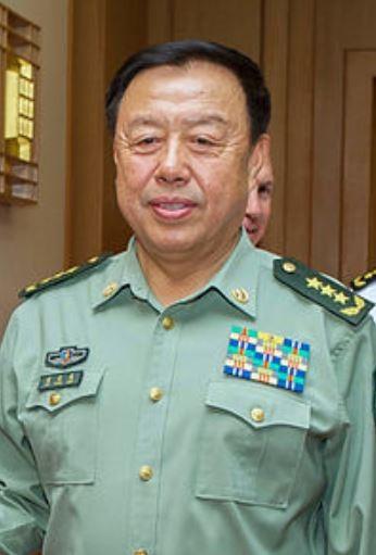 外傳范長龍被立案審查。(圖取自維基百科)