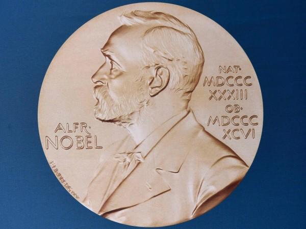 諾貝爾各獎項將陸續揭曉。(資料照,法新社)