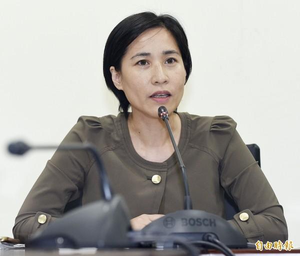 高潞今透過辦公室表示,為服務花蓮的鄉親和原住民,依然會在立法院力盡自己的職責。(資料照,記者陳志曲攝)
