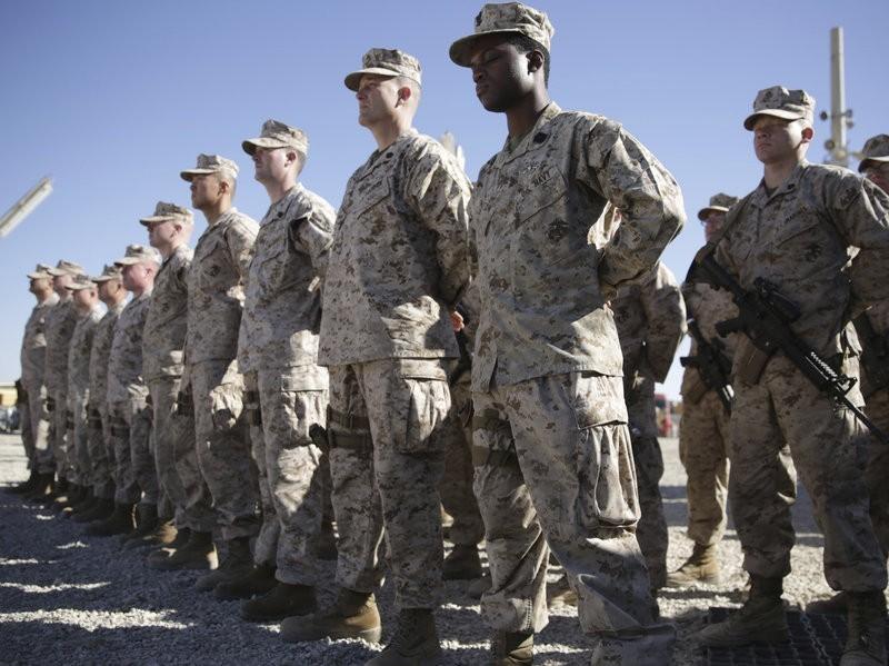 美國與武裝組織塔利班達成了「減少暴力」協議。(美聯社)