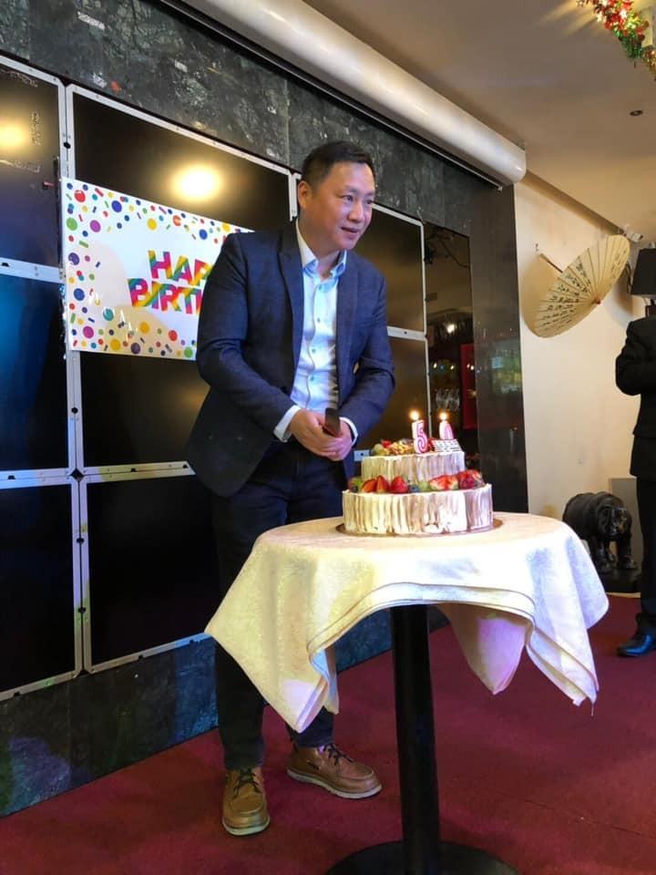 王丹昨日出席聯合國人權會議邊會,與中國官員舌戰言論自由。(圖片取自「王丹网站 Wang Dan's Page」臉書)