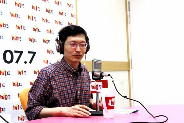 電話民調墊底,蕭亞譚表示會先去了解初選程序。(HitFm提供)