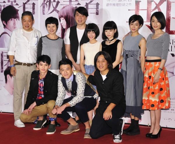 台灣導演張榮吉的作品《共犯》獲邀在東京影展「世界焦點」單元中播放。(資料照,記者潘少棠攝)