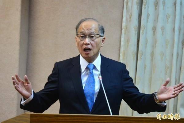 外交部昨(25)證實,國安會秘書長李大維13日至21日訪問美國,會晤美國家安全顧問與其他政府官員。(資料照)