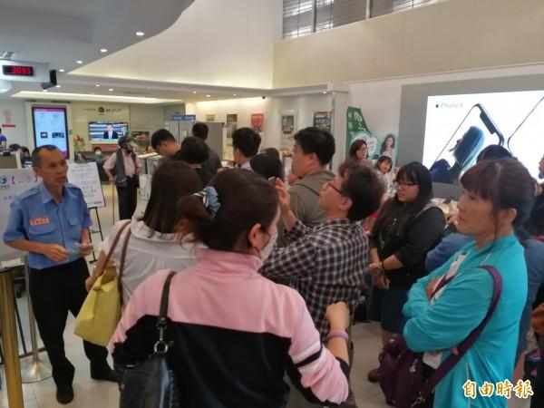 499促銷案導致員工超時情形嚴重,台中市勞工局對中華電信、宏華國際開罰102萬。(資料照)