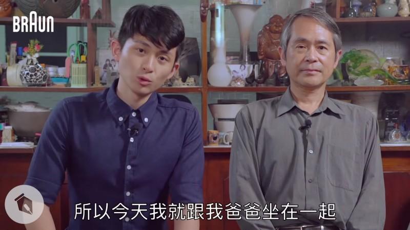 「博恩爸」曾文毅(右)與其團隊研發快篩儀,超神學經歷被網友讚翻。(圖擷自Youtube:STR Network)