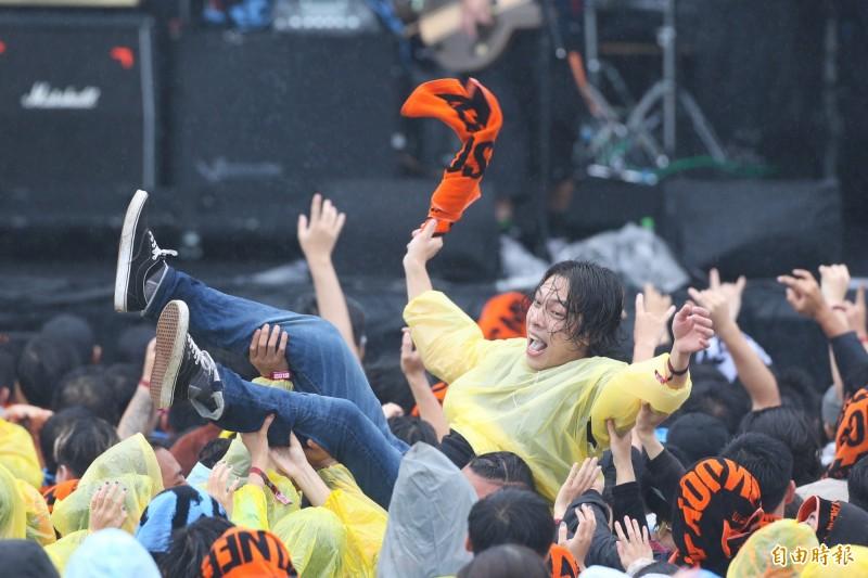高雄知名大港開唱的策展團隊昨在粉專「Megaport 大港開唱」宣布,「大港開唱明年將會停辦」。(資料照)