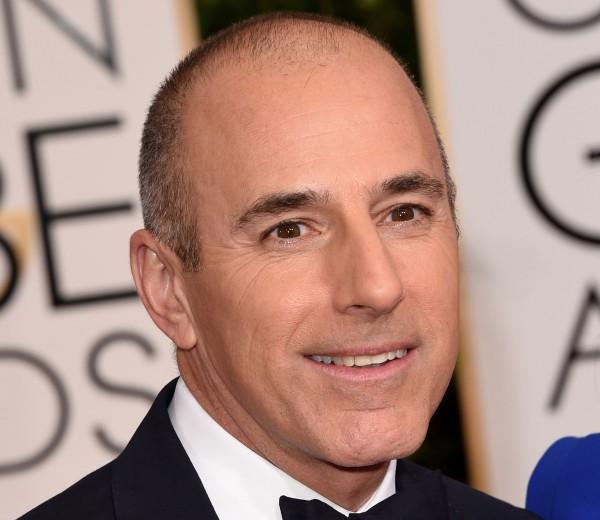 美國國家廣播公司(NBC)知名晨間節目「今日秀」今在節目中發出震撼消息,主持節目已20年的主持人麥特勞爾因「在職場上有不當騷擾行為」被開除。(法新社)