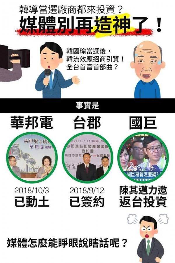媒體造神被網友抓包打臉。(圖擷取自臉書粉專「台灣賦格 Taiwan Fugue」)