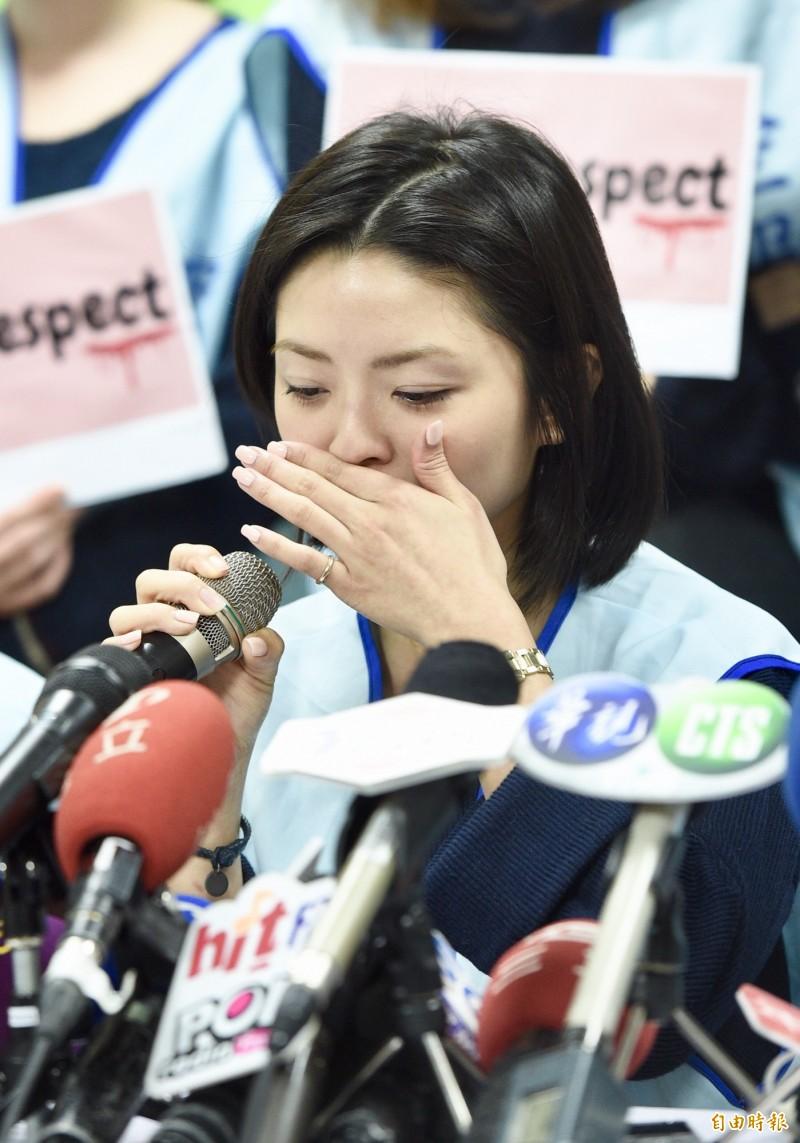 長榮航空空服員郭芷嫣因在空服員內部群組涉及霸凌、影響飛安等言論,今天遭長榮航空開除。(資料照)