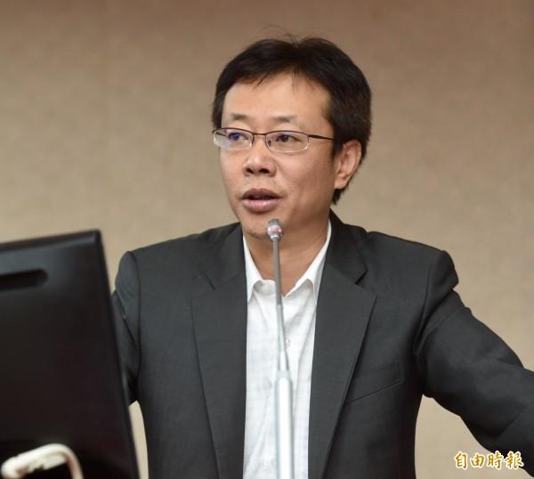 張宏陸也強調黨中央絕對有錄音檔,要求陳道歉。(資料照)