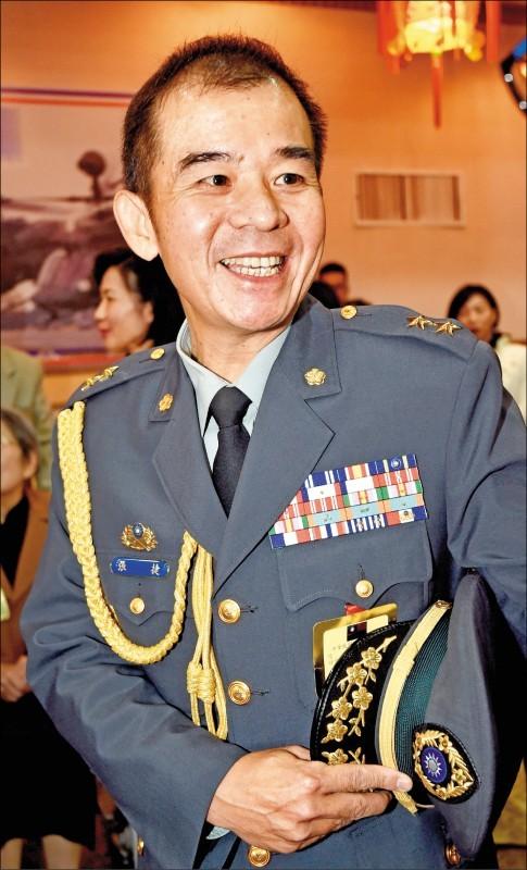 總統府侍衛長張捷自請處分並予以調職。(資料照)