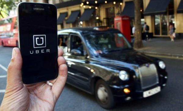 Uber坦承,去年10月曾遭駭客攻擊,竊走全球5000萬名乘客、700萬名司機的個資。(路透)