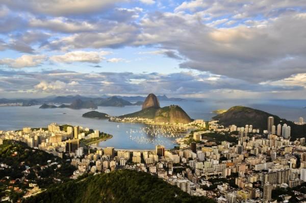 巴西里約熱內盧(Rio de Janeiro)。(圖擷自BuzzFeed)