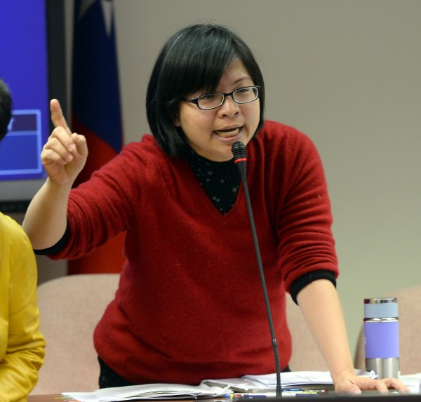 林淑芬爆料,國民黨不爽台南地檢署偵辦查賄案和頂新案,要將南檢預算全數凍結。(資料照,記者林正堃攝)
