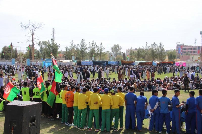 發生爆炸案的農民節慶典有近千人參與。(歐新社)