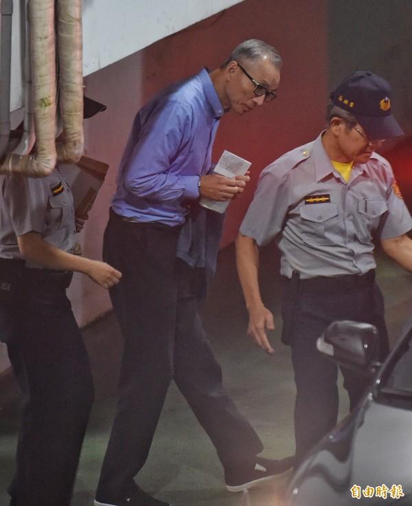 特偵組表示,北院召開延押庭進行訊問後,已於昨天裁准朱國榮延押2個月。(資料照,記者劉信德攝)