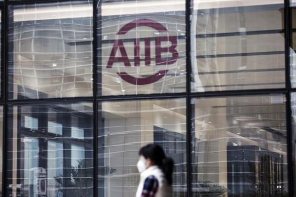 日本出現加入由中國領導的亞投行(AIIB)的聲音。(彭博)