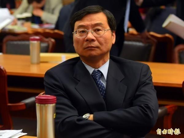 前金管會主委、現任國民黨立委曾銘宗。(資料照)