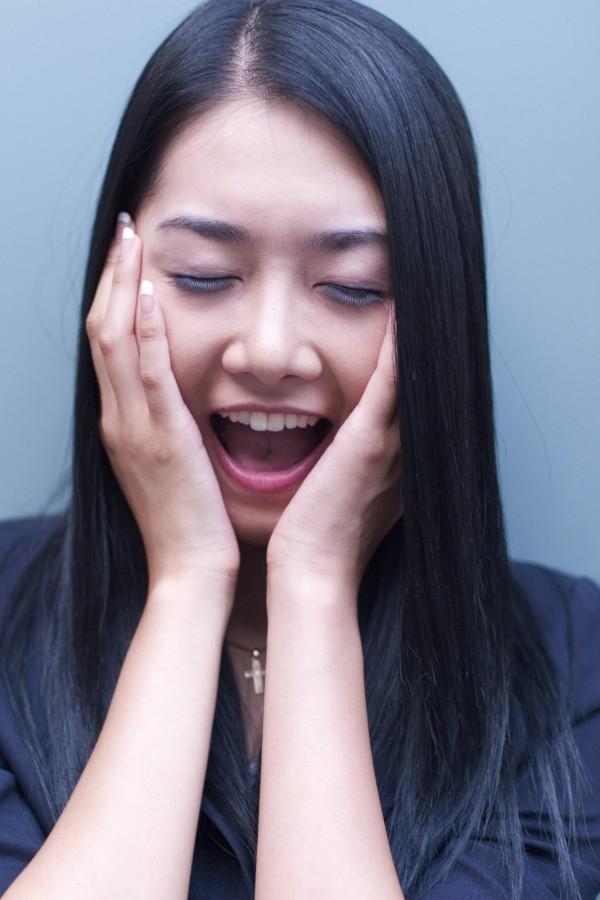 調查發現,男人認為女生最無傷大雅的缺點是任性,很多男人甚至認為女生任性其實很可愛。(情境照,非當事人)
