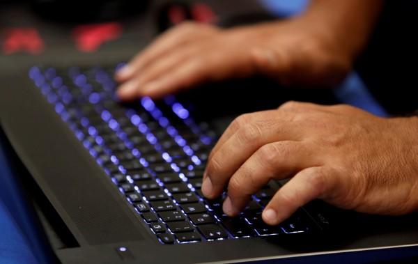 美國控中國違反雙邊反駭客協定。圖為示意圖。(路透)